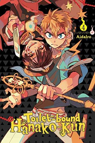 Toilet-bound Hanako-kun Vol. 4 (English Edition)