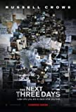 The Next Three Days - Russell Crowe – Film Poster Plakat