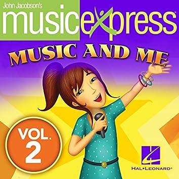 John Jacobson's Music Express, Vol. 2