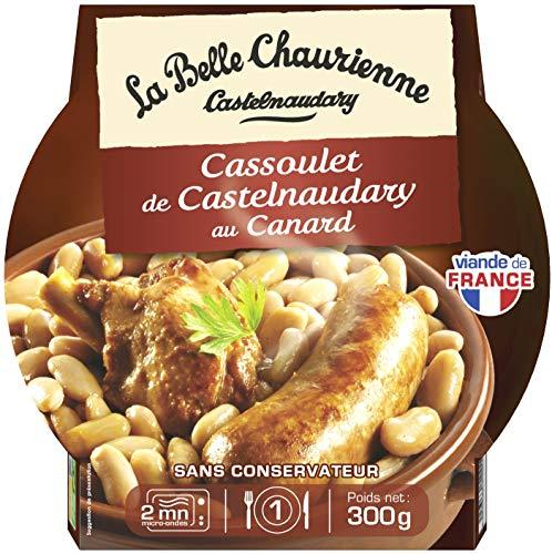 La Belle Chaurienne Cassoulet Traditionnel au Canard 300 g