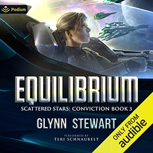 Equilibrium: Scattered Stars: Conviction, Book 3