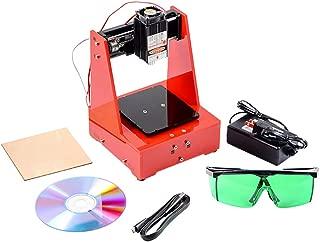 Crafts man Laser Engraver Printer Machine, 1000mW Portable Art Craft DIY Mini Laser Engraving Printing Working Area 68 x 68 mm
