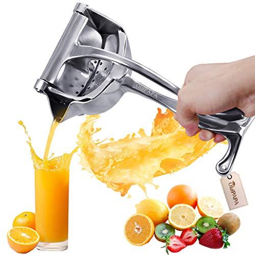 Manual Juicer - Lemon Squeezer Citrus,Heavy Duty Handhold Press Fruit Manual Juicer,Detachable Lime Squeezer For Health Fruit Juice