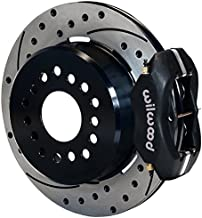 NEW WILWOOD REAR DISC BRAKE KIT FOR CHEVY C-10 & C-15 AXLE FLANGES, 12