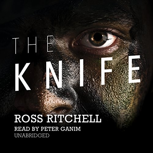 The Knife audiobook cover art