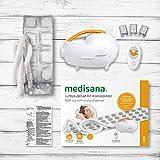 Medisana MBH Luftsprudelmatte mit Aromaspender – Whirpoolmatte mit 3 Intensitätsstufen – für die Lockerung von verspannter Muskulatur – für jede Badewanne geeignet – 2. Generation – 88377 - 5
