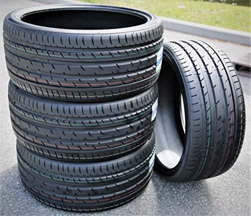 Set of 4 (FOUR) Haida HD927 Summer High Performance Radial Tires-275/40R22 275/40ZR22 275/40/22...