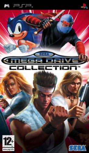 SEGA Mega Drive Collection, PSP - Juego (PSP, PlayStation Portable (PSP),...