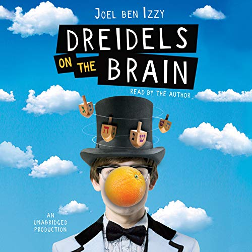 Dreidels on the Brain audiobook cover art