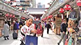 Virtually shop and learn about the history at Sensoji in Tokyo