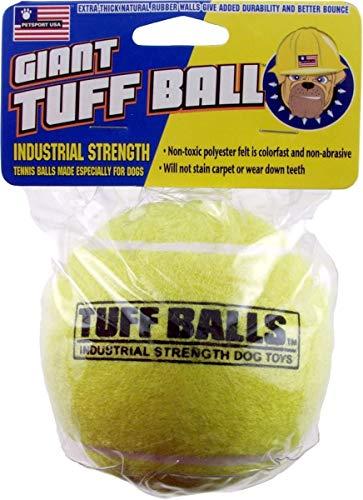 Giant Tuff Balls Lot de 3 balles 10 cm