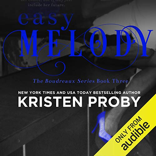 Easy Melody audiobook cover art