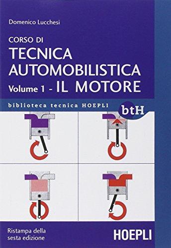 Corso di tecnica automobilistica: 1