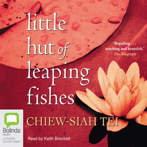 Little Hut of Leaping Fishes audiobook cover art