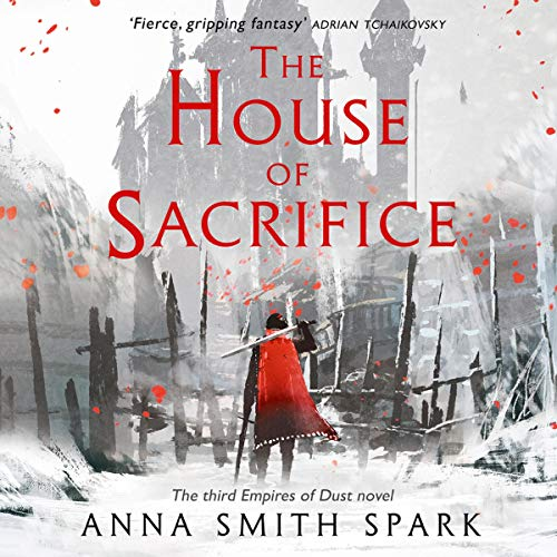 The House of Sacrifice cover art