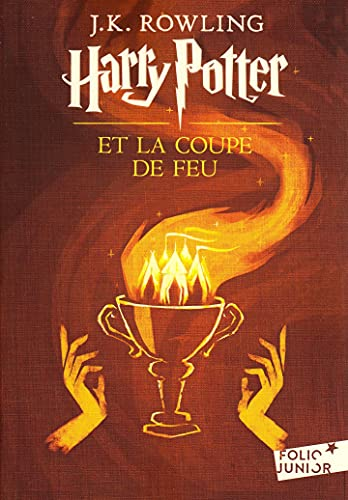 Harry Potter, IV:Harry Potter et la Coupe de Feu (Folio Junior)