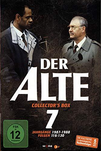 Der Alte - Collector's Box Vol. 7, Folge 116-130 (5 DVDs)