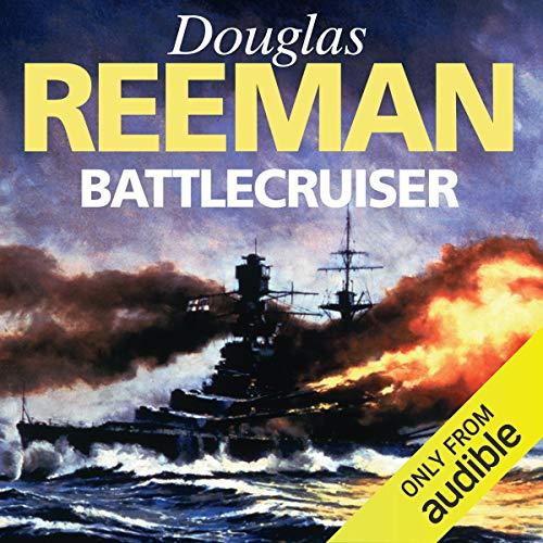 Battlecruiser audiobook cover art