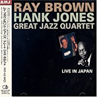 Live in Japan by Ray Brown