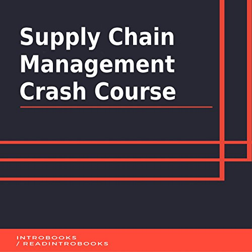 Supply Chain Management Crash Course audiobook cover art