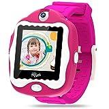 ISEE Smart Watch for Kids, Kids Smartwatch with Games, Built-in Selfie-Camera Video Watches, Children Smart...