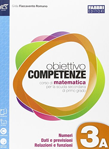 Obiettivo competenze. Vol. 3A-3B-Quaderno. Per la Scuola media. Con e-book. Con espansione online