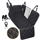 Best Dog Seat Covers - Petech Car Seat Cover for Dogs, 100% Waterproof Review