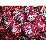 Red Raspberry Tootsie Pops 60 pops