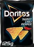 Doritos Sweet Chili Pepper – Tortilla Nachos mit süßem Chili- Geschmack – Herzhafter Snack zum...