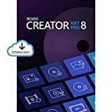 Roxio Creator NXT Pro 8 | Complete CD/DVD Burning and Creativity Suite [PC Download]