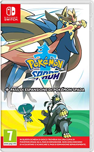 Pokémon Spada + Pass Di Espansione - Special - Nintendo Switch