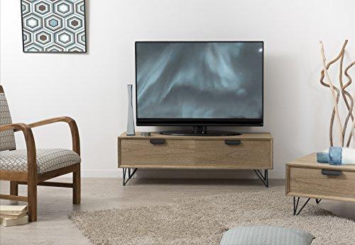 NARDI MSA3560014 Mebule TV, MDF, Multicolore, 120cm X 40cm