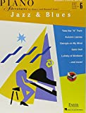 Faber Piano Adventures - Student Choice Series: Jazz & Blues Level 6