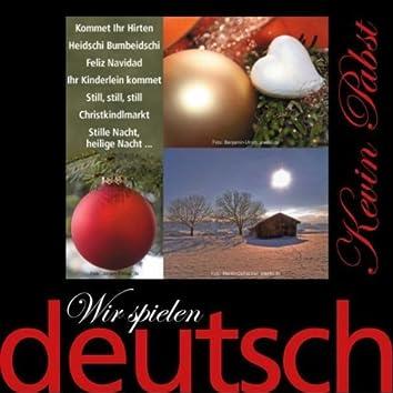 Wir Spielen Deutsch - Weihnachtszeit - Hohe Zeit