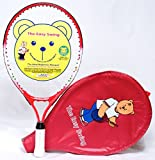 Teddy Tennis 19 inch children's tennis racket for beginners. Ideal for kids aged