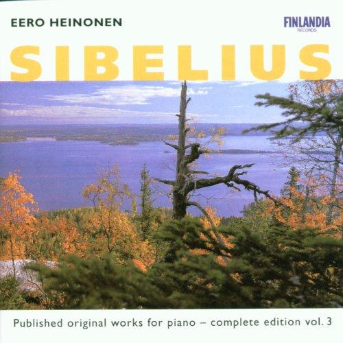 Five Piano Pieces, Op. 75 'The Trees': No. 4, The Birch (Koivu)