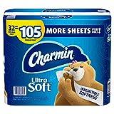 Charmin Ultra Soft 32 Super Plus Rolls=105 Regular Rolls