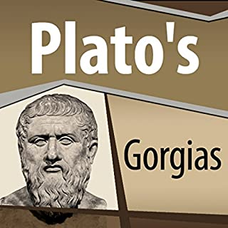 Plato's Gorgias cover art