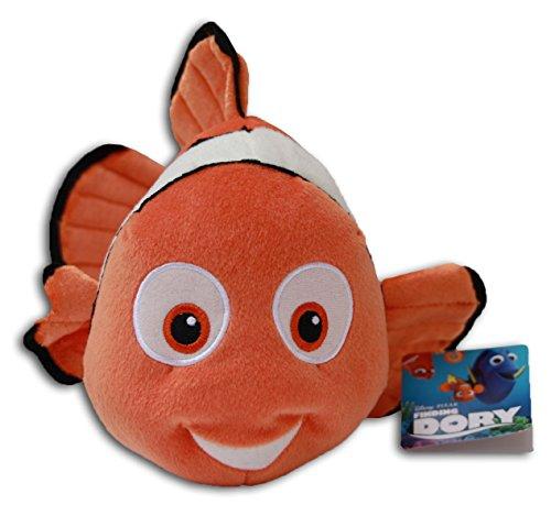 Nemo 30cm Plüsch Findet Dorie Finding Dory Clownfischs Disney Pixar Stofftier Fisch Qualität Plush