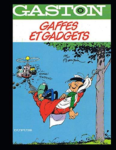gaston 0 gaffes et gadgets: de 07/1985