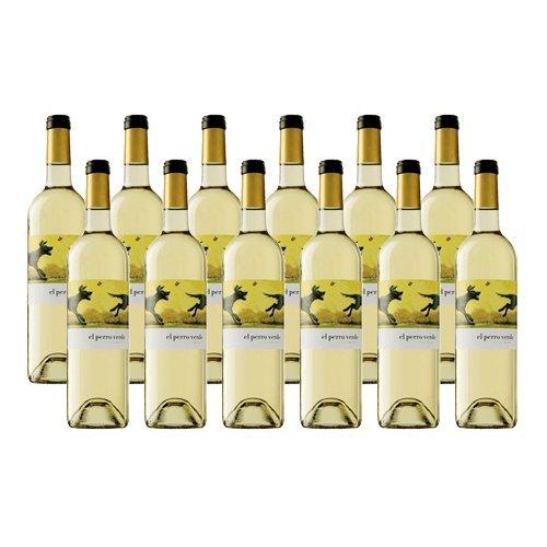 El Perro Verde - Vino Blanco - 12 Botellas