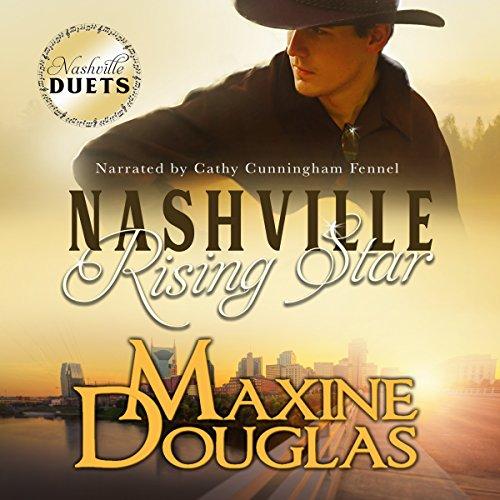 Nashville Rising Star audiobook cover art