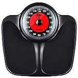 TTXLY Escala de Peso mecánico Escala de Alta Gama para Cuerpo Escala de Peso de Resorte Escala de Peso Universal Estructura mecánica Sin Carga Ambientalmente Duradera