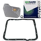 ECOGARD XT1211 Premium Professional Automatic Transmission Filter Kit Fits Buick Rainier 4.2L 2004-2006, Roadmaster 5.7L 1994-1996