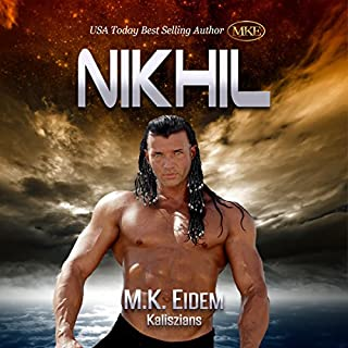 Nikhil audiobook cover art