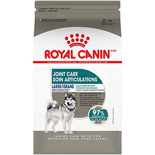 ROYAL CANIN SIZE HEALTH NUTRITION MAXI JOINT & COAT CARE dry dog food, 30-Pound