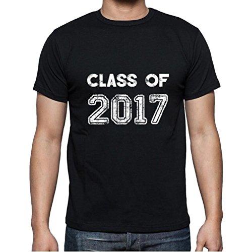 2017, Class of, Clase de Camiseta, Divertido y Elegante Camiseta Hombre, Eslogan Camiseta Hombre, Camiseta Regalo, Regalo Hombre