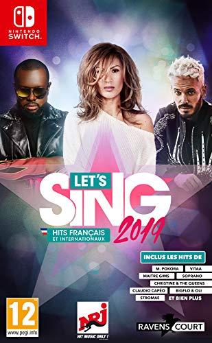 Let's Sing 2019: Hits Français et Internationaux [Importación francesa]