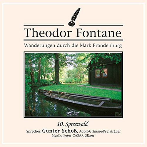 Spreewald audiobook cover art