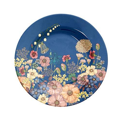 Rice Teller aus Melamin mit Muster Flower Collage Print, Größe 20 cm